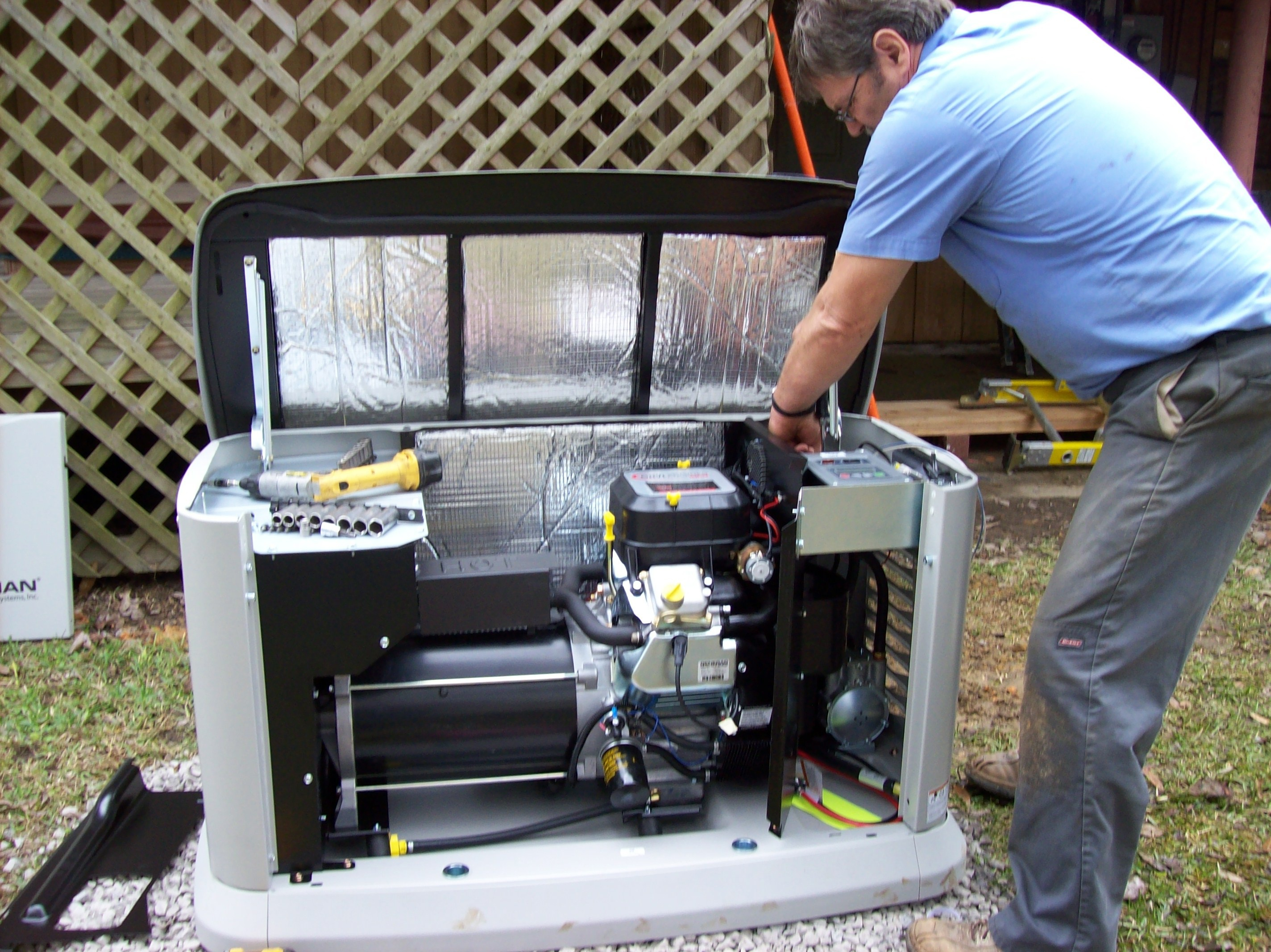Finding A Generator for Your Home