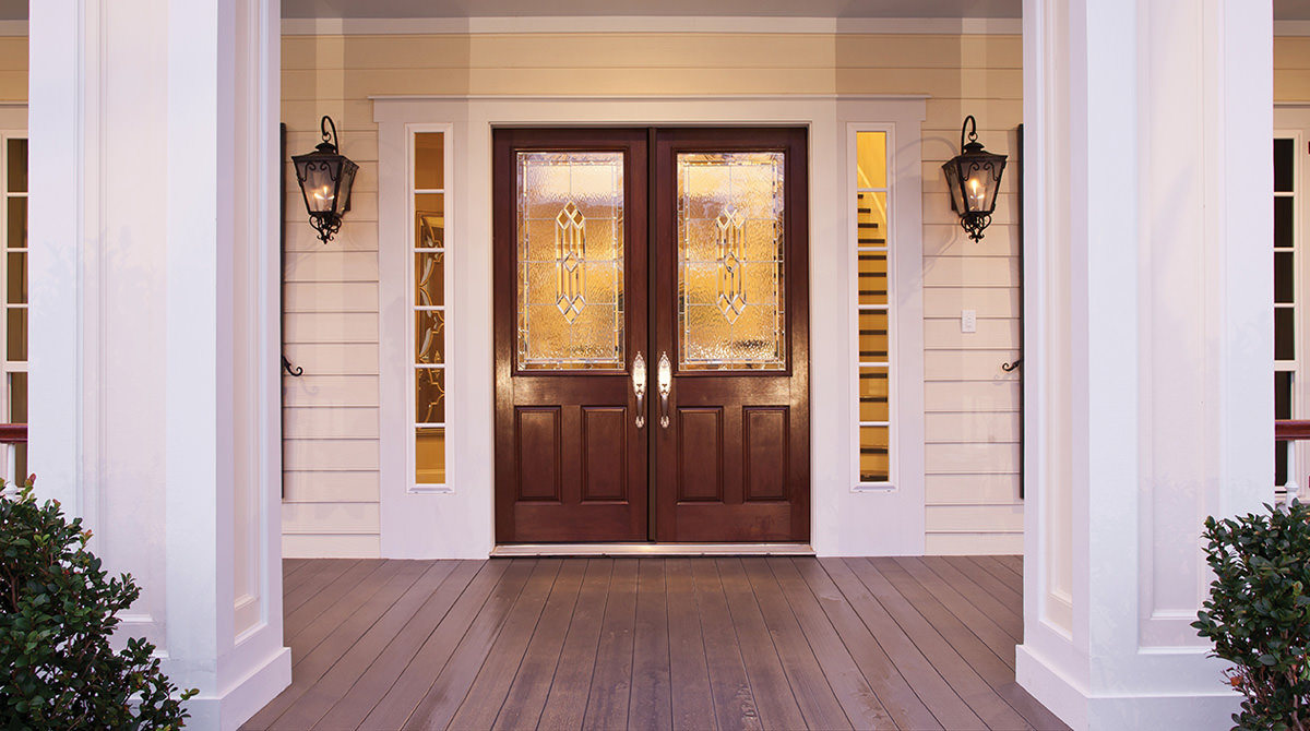Craftsman Style Doors Embracing Innovation with a Tribute to Heritage