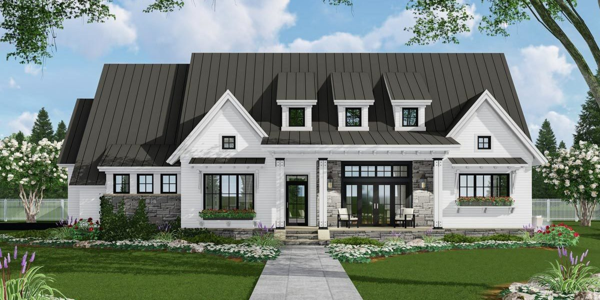 Custom Home Plans - Building the Home of Your Dreams