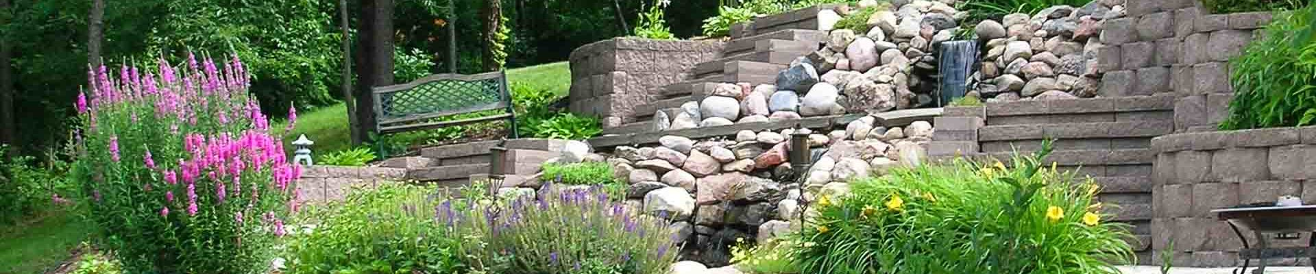 Four Types of Retaining Walls and Their Uses