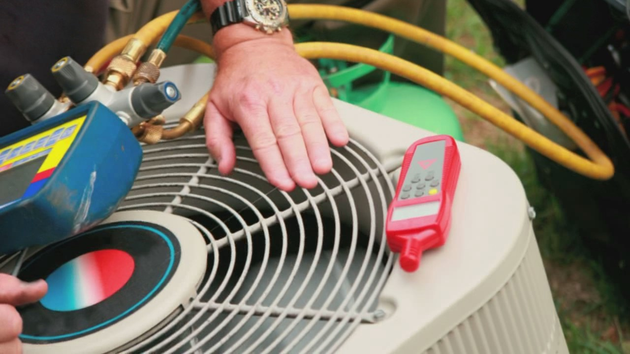 HVAC Contractors For Split Air Conditioners