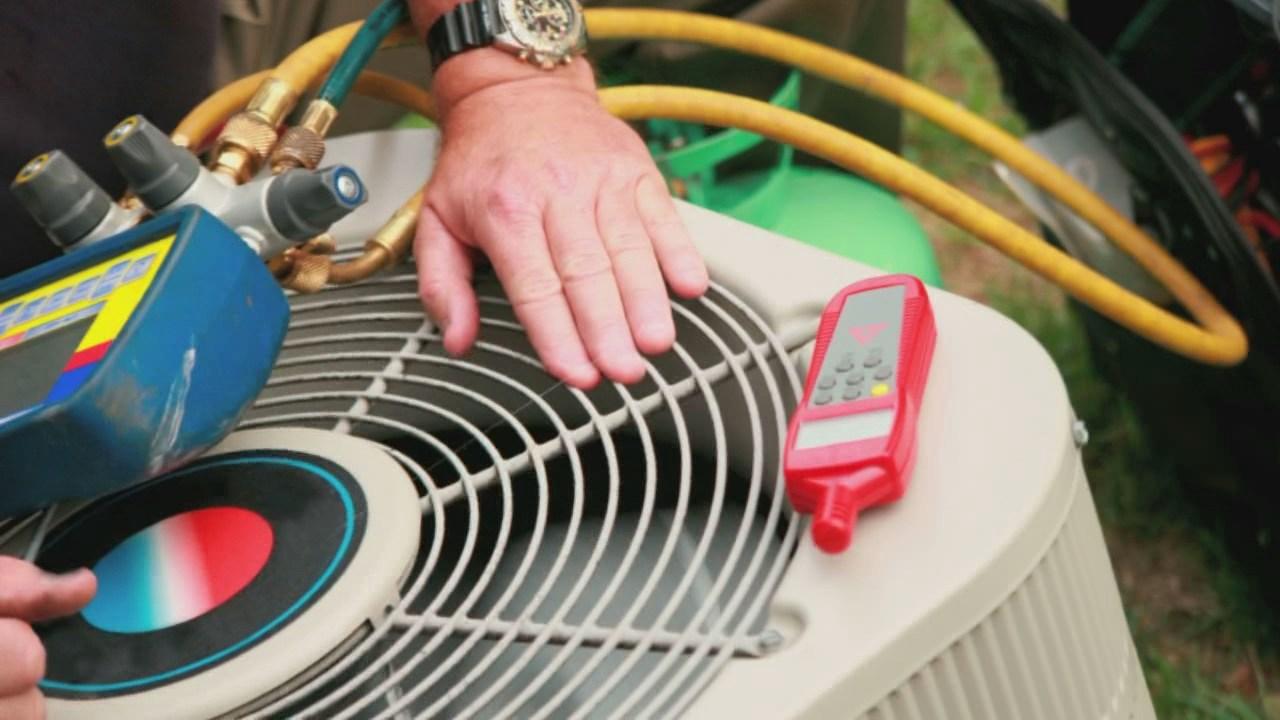HVAC Contractors For Split Air Conditioners