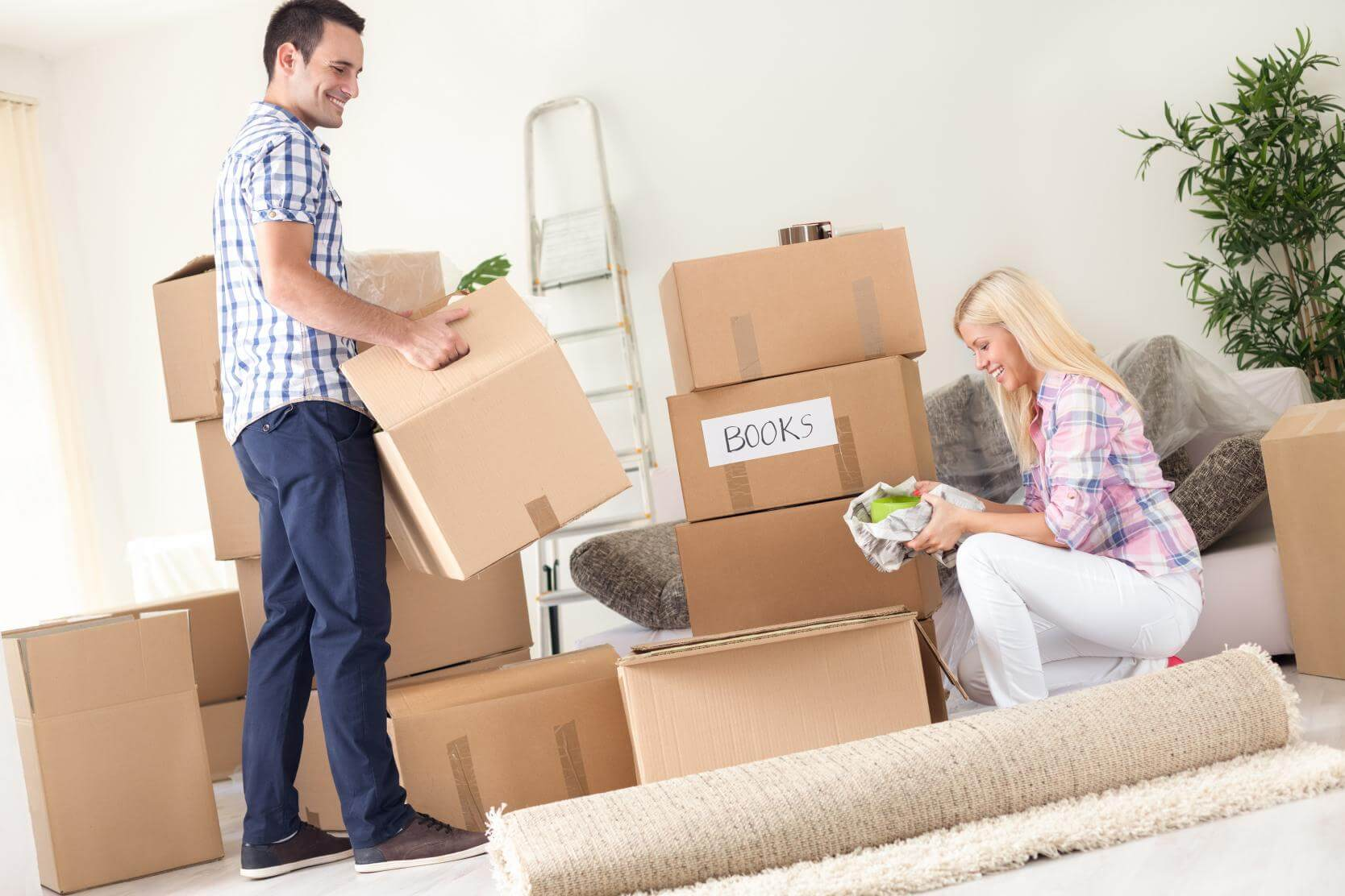 Residential Relocation on a Restricted Price range