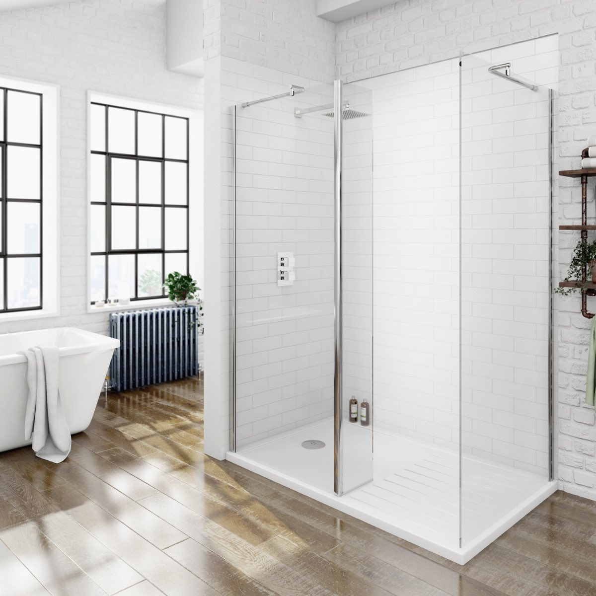 What to Consider When Buying and Installing a Door for Your Shower