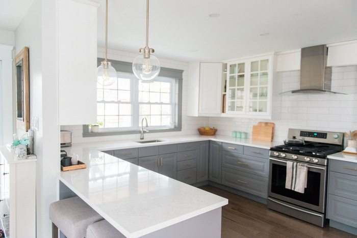 How Much Time Does The White Quartz Kitchen Counter Last