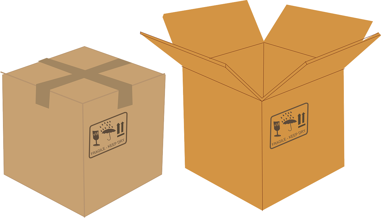 Top Tips and Hints for Packing Your Moving Boxes
