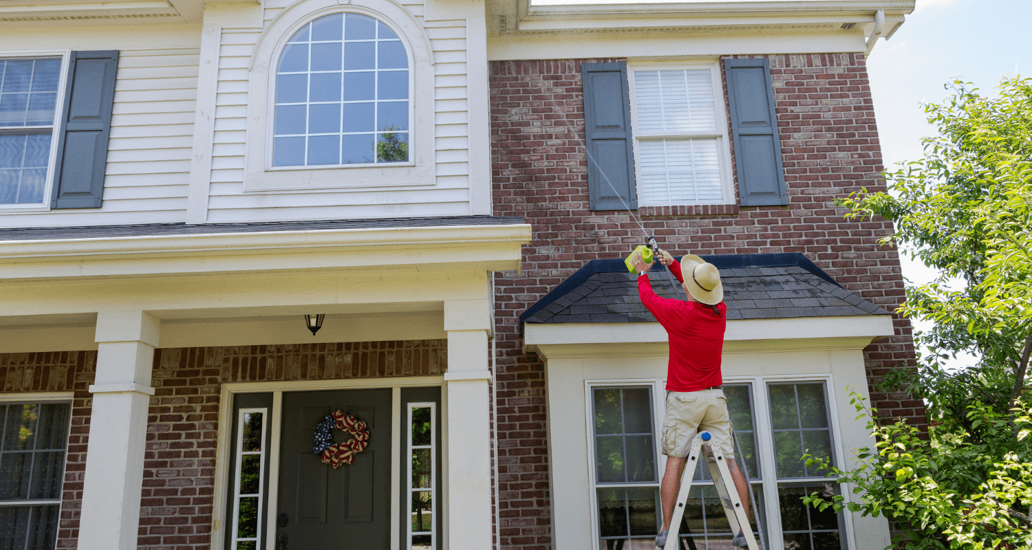 All you need to know about keeping the exterior of your house clean