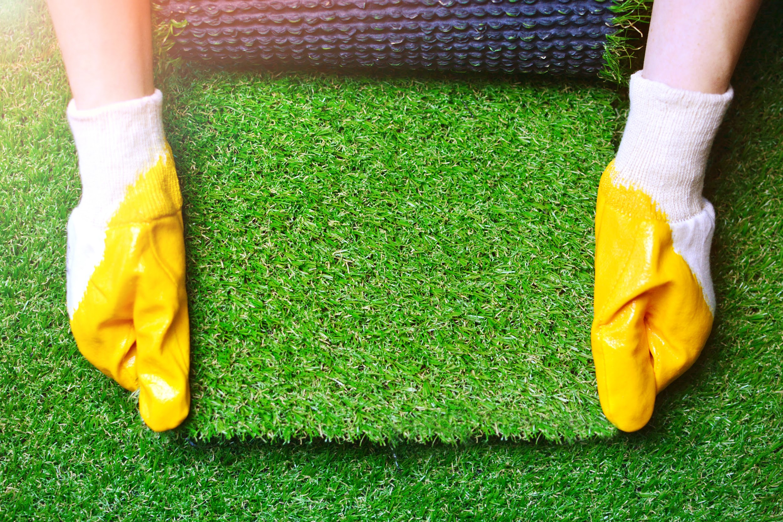 4 Things to Know Before Self-Installing Your Own Turf