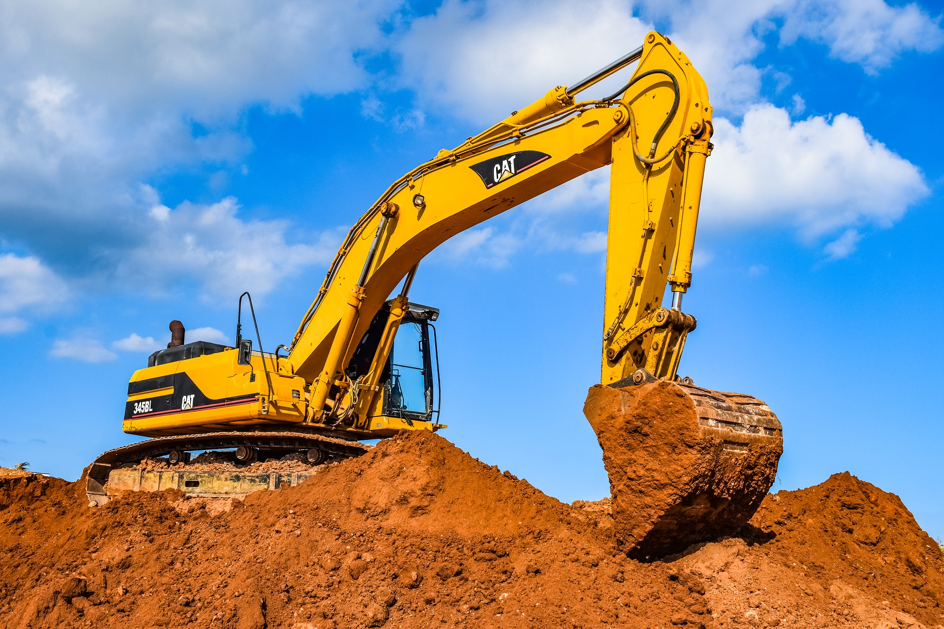 Tips on choosing a heavy industrial digger