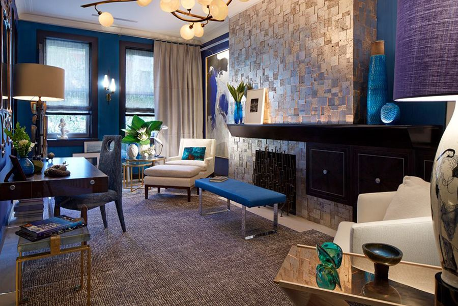 Enhancing Interior Space by Seven Elements of Interior Design