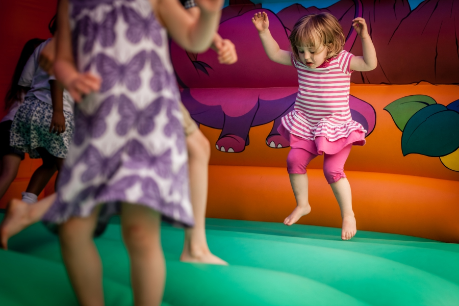 Why Indoor Playgrounds Keep Kids Happy and Healthy