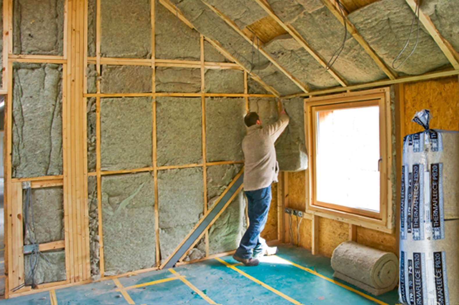 Get Your Home Insulated At Affordable Cost